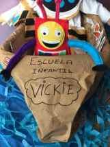 Somos creativas. EI Vickie.