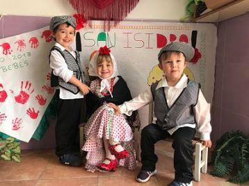 Fiesta de San Isidro.